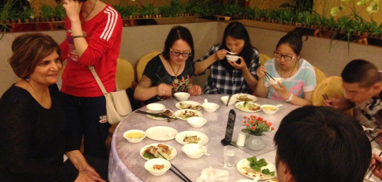 Chinese Buffet Birthday