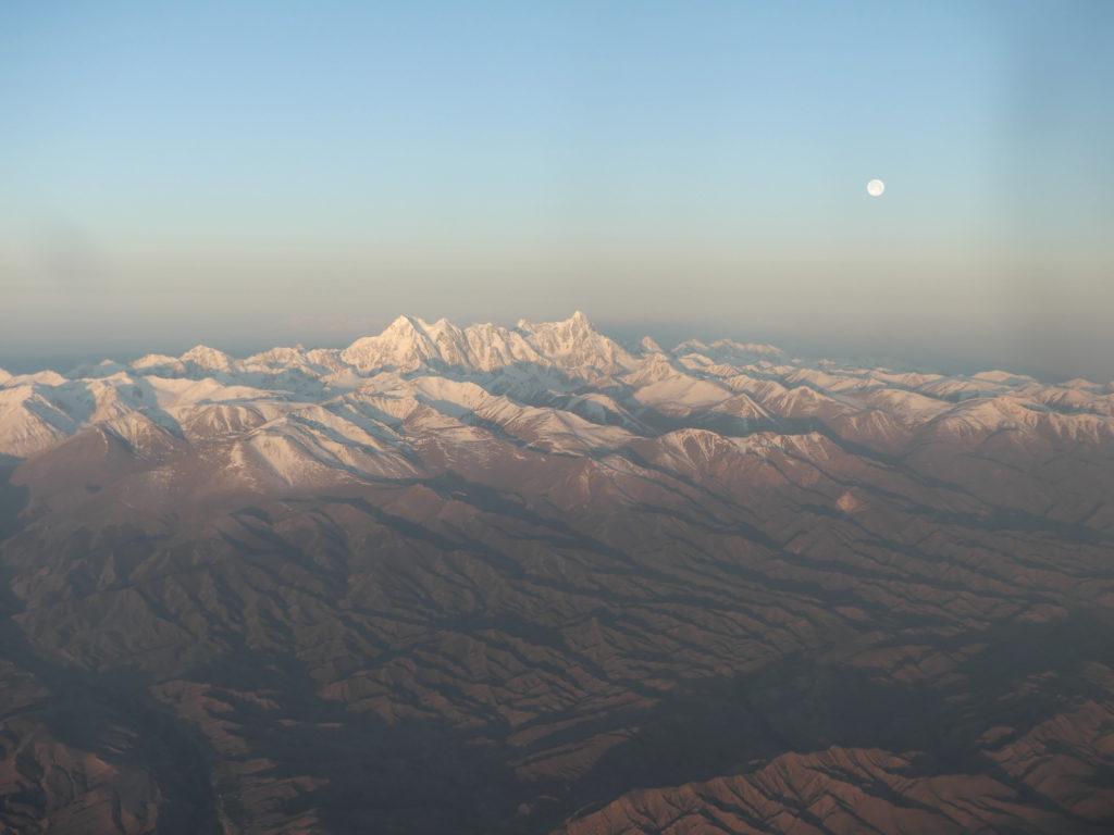 Tian Mountains Silk Road Urumqi
