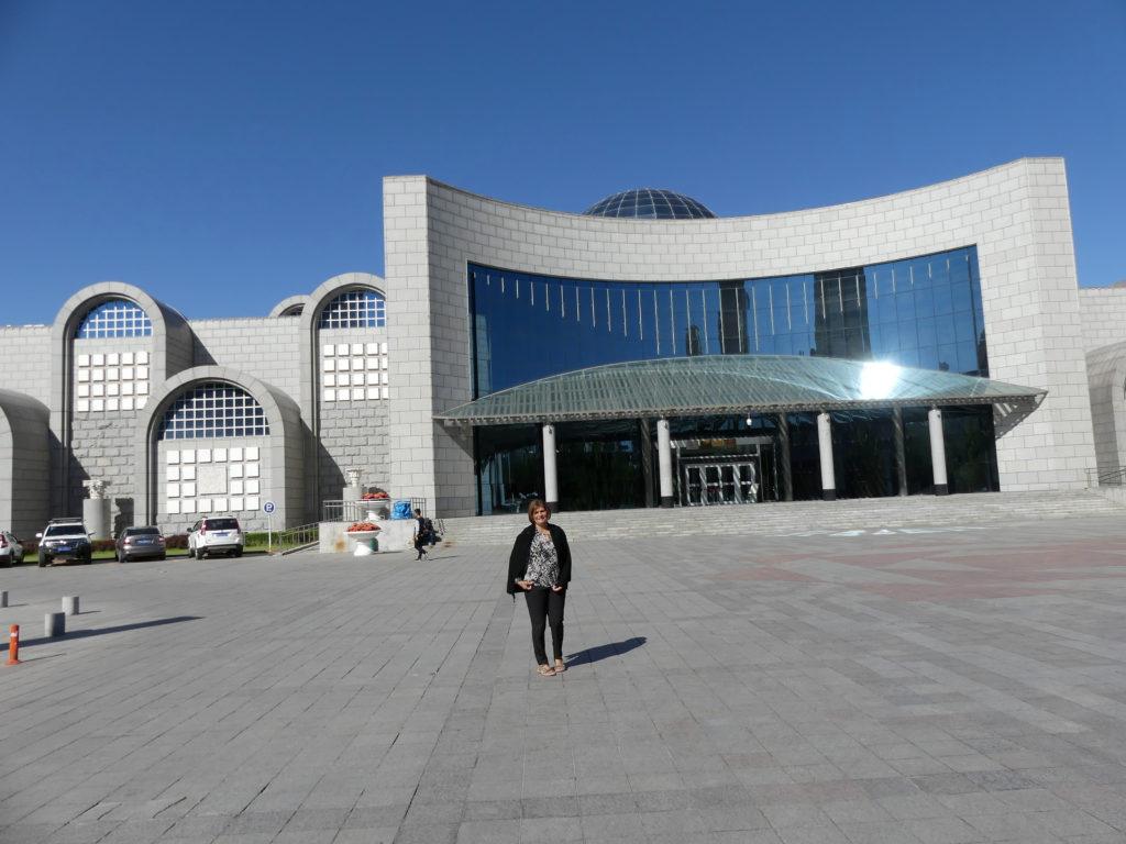 Xinjiang Regional Museum Amazing