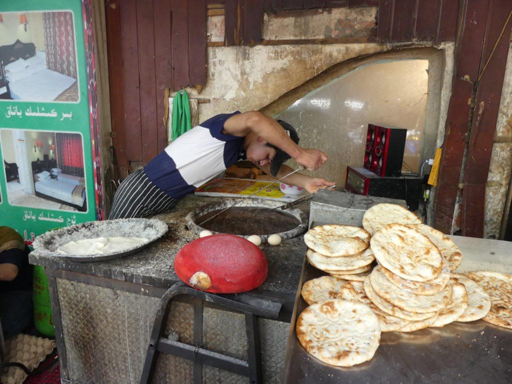 Silk Road Naan