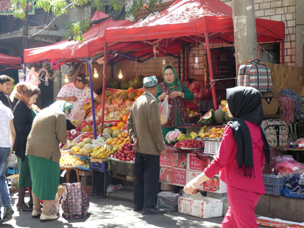 Silk Road Fruit waalas Shop