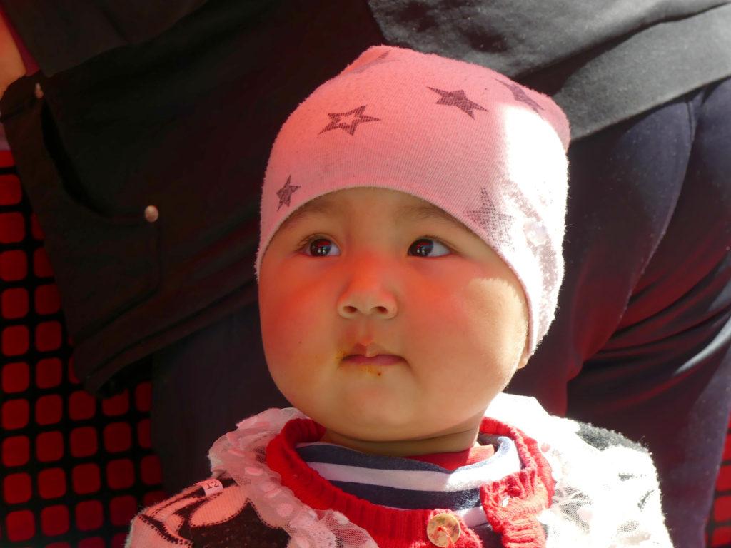Silk Road Local Uyghur Kids