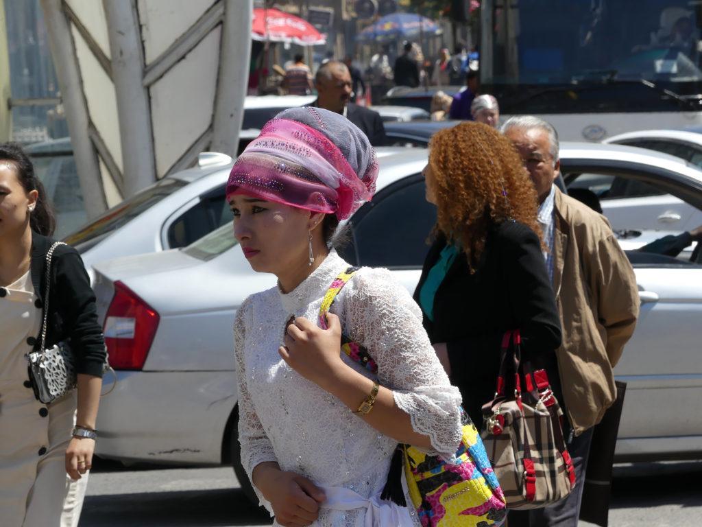 Uyghur Silk Road Fashion