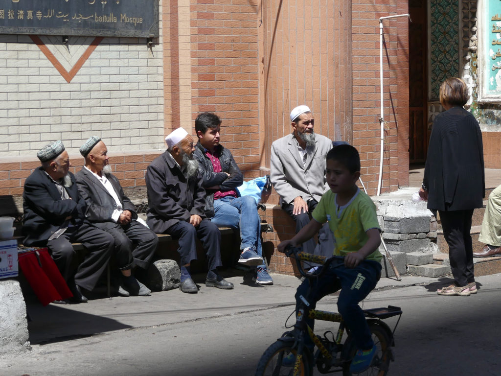 Baitulla Mosque Silk Road