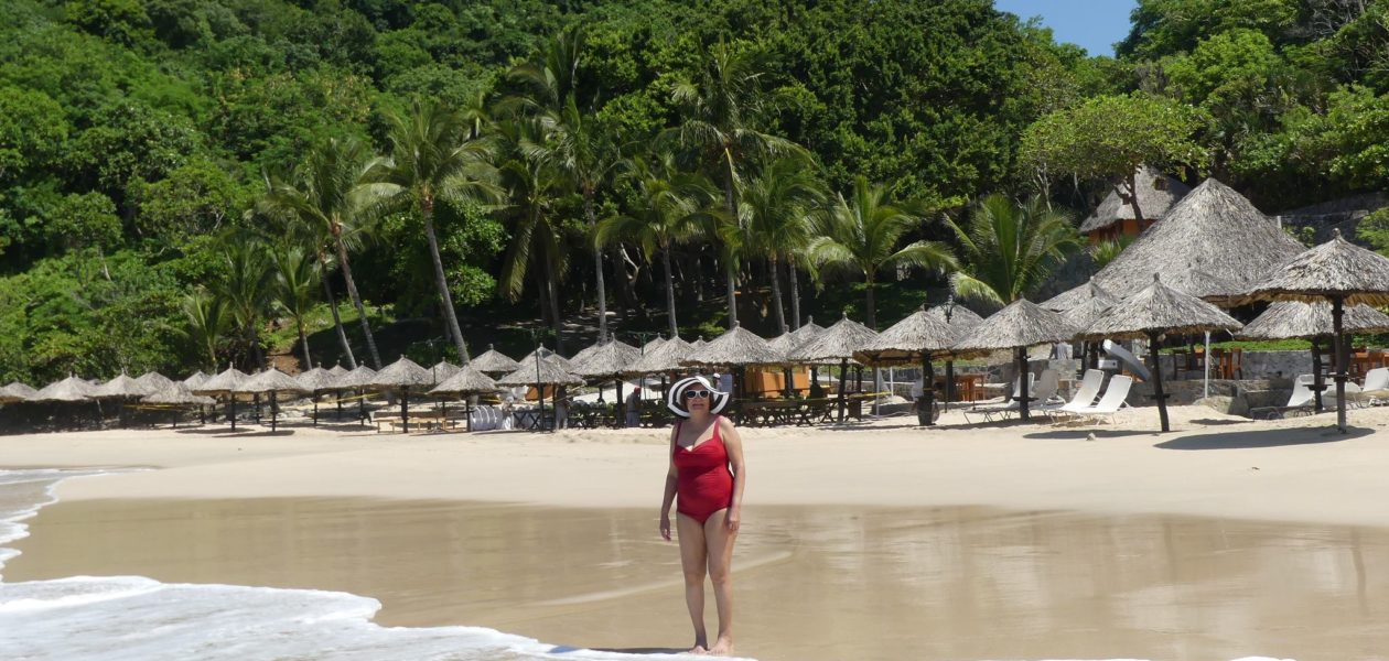 Las Brisas Resort , Ixtapa, Mexico, beach