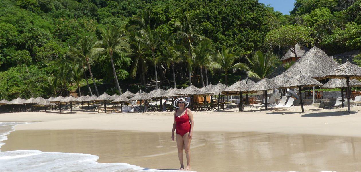 Las Brisas Resort , Ixtapa, Mexico, beach
