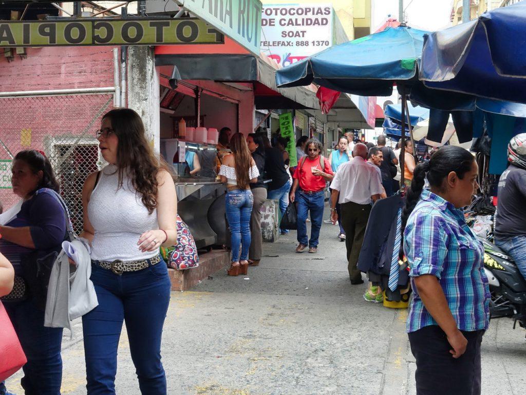 Street commerce everywhere