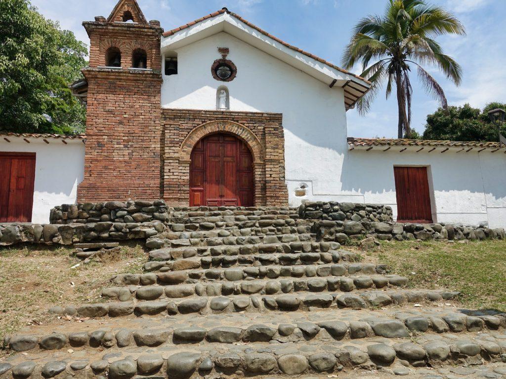 Iglesia de San Antonio; closed unfortunately